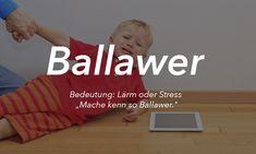 22 grandiose saarländische Worte, die den Rest Deutschlands sehr verwirren