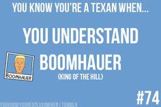 My husband swears he grew up w/a neighbor who spoke just like danger ole Boomhauer!