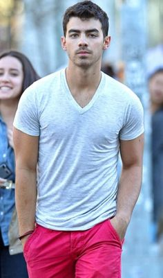 Joe Jonas. You're Handsome.