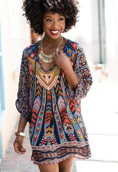 Nima Tunic Dress
