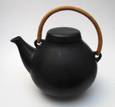 Large Arabia Finland GA Teapot Ulla Procope Mid Century Scandinavian Design | eBay