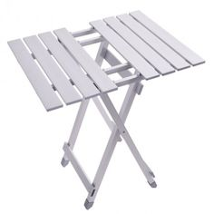 Foldable Portable Table Roll Up Aluminum Alloy Picnic Outdoor Camping Ultralight - Sporting Goods