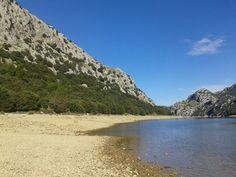Gorg Blau Reservoir. Mallorca. Spain