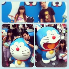一早影左 不過依家先擺姐我地係好姐妹黎 #hkig #girl #boy #tst #carebear #pink #purple #drmatens #doraemon #ape - @rooselam- #webstagram