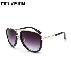 9d39cfbd1b1 Classic Fashion Square Glasses Gradient Sun glasses for Men and Women