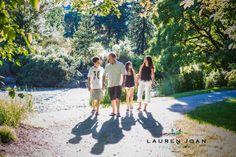 Lauren Joan Photography - Vancouver BC based photographer: Family Portraits Van Dusen Botanical Gardens - Vancouver BC Based Photographer