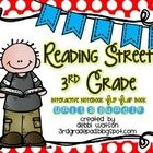 3rd Grade Reading Street Interactive Notebook Unit 2  This set of Interactive Notebook Pages is designed to complement the Common Core Edition of R...