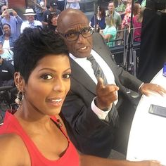 Here's looking at you kid! @alroker