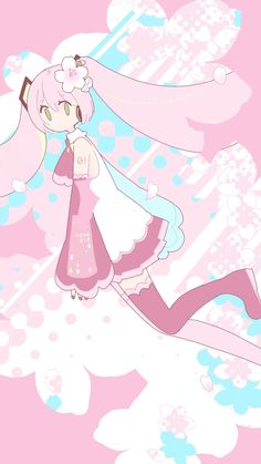 Save Lives : Help Stop Coronavirus Hatsune Miku, Kaito, Girls Anime, Anime Art Girl, Manga Girl, Chica Anime Manga, Anime Chibi, Hetalia Anime, Kawaii Art