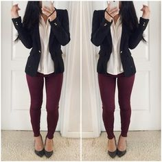 clothes jacket blouse top style shirt black shoes sea of shoes burgundy pants leggings streetstyle streetwear workout shoes outfit fashion pointed toe heels fall sweater fall outfits jeans black heels black pumps pointed toe pumps pointed toe heels glitter shoes sparkly shoes sparkle glitter heels