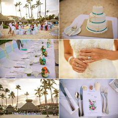 now larimar punta cana wedding. {lindsay + marko}