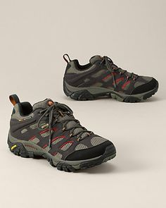 Merrell® Moab Low Gtx Hiking Shoes | Eddie Bauer