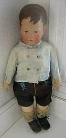 Antique German Cloth Character Series I Kathe Kruse