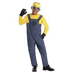 Minion Dave Halloween Costume- MED