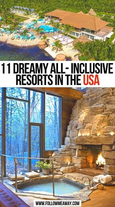 Cheap Honeymoon Destinations, All Inclusive Honeymoon Resorts, Best Resorts, Honeymoon Ideas, Best Vacations For Couples, Couples Resorts, Midwest Vacations, Family Vacations, Dream Vacations