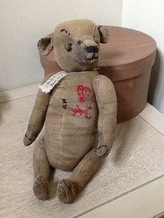 Primitive chubby grubby Bear