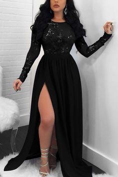 Cute Prom Dresses, Sexy Dresses, Fashion Dresses, Prom Dresses Long Sleeve, Long Party Dresses, Split Prom Dresses, Sexy Lace Dress, Dress Prom, Cheap Dresses