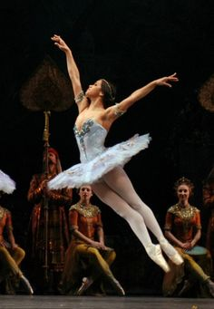 .Misty Copeland- and oh, the hands!