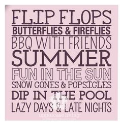 summertime!!! With my bubbala/sqishy/giant/honeybear/baby/etc  cannot wait!!! Hehehe so many goofy names. Love you!!