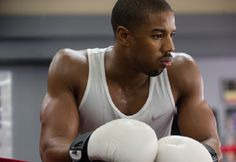 "Michael B. Jordan Shares Secret Behind ""Creed"" Body - http://www.healthaim.com/michael-b-jordan-shares-secret-behind-creed-body/33088"