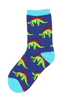 Mens Athletic Low Cut Ankle Sock Dinosaur Green Bones Dinosaur Animal Short Cute Sock
