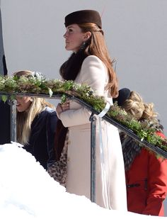 Duchess of Cambridge at wedding