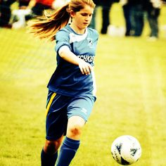 Tasha playing in 2013/2014 cup final