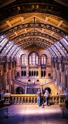 Let there be Enlightenment by Vahlenkamp Us History, History Museum, Romanesque Architecture, London Landmarks, High Art, Nature Scenes, Light And Shadow, Natural History, Continents