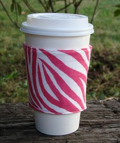 Dress up your coffee!!! What a perfect gift! (add a coffee gift card to complete your gift)