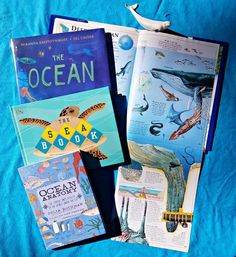 Children's Books about Ocean Layers and Marine animals - great reads for an under the sea project or ocean unit! Summer Activities For Kids, Science For Kids, Layers Of The Ocean, Ocean Zones, Ocean Drawing, Ocean Unit, Chapter Books, Literacy Activities, Early Learning