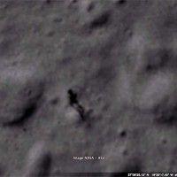 VIDEO: Explican misterio de la 'figura humanoide' sobre la Luna.