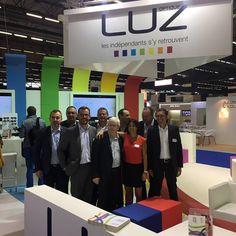 LUZ optique & audio au Silmo - 2016
