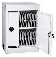 Locker for iPad & tablets to charge, store and sync. iPad storage couldn't be better.