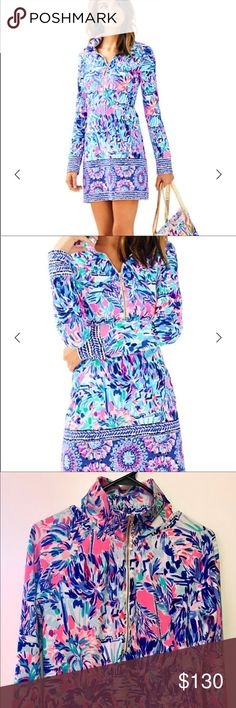 Nwt Lilly Pulitzer cabana cocktail popover dress Comes from a smoke free and pet free home. Lower price on p a y p Lilly Pulitzer Dresses Mini