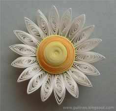 quilling - Click image to find more Design Pinterest pins