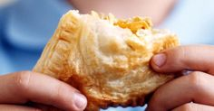 Lunch-box meals become more exciting with these tasty chicken pasties.