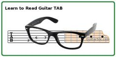 Learn how to read guitar TABs in this lesson that features blank printable TAB paper for you to practice with. This lesson is also available as a PDF eBook. Guitar Tabs, Guitar Chords, Cool Guitar, Guitar Lessons For Beginners, Music Lessons, Printable Tabs, Teach Yourself Guitar, Guitar Fingers, Clever Inventions