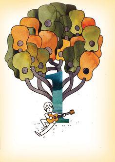 Matt Sewell » Blog Archive » 1 tree