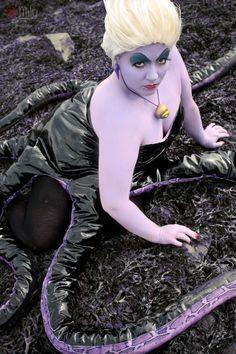Cosplay Ursula par des-henkers-braut