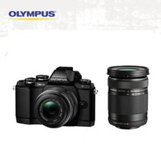 Olympus OM-D E-M10 Mirrorless Digital Camera w/ 14-42mm & 40-150MM Zoom Lenses (Black)  Sony 32gb Memory Card $... http://www.lavahotdeals.com/us/cheap/olympus-om-m10-mirrorless-digital-camera-14-42mm/46986