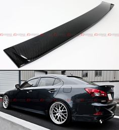 Awesome Amazing FOR 2006-2013 LEXUS IS 250/350/ ISF VIP REAL CARBON FIBER REAR ROOF TOP SPOILER 2017 2018 Check more at http://car24.ga/my-desires/amazing-for-2006-2013-lexus-is-250350-isf-vip-real-carbon-fiber-rear-roof-top-spoiler-2017-2018/