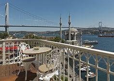 Hotel in Bosphorus | Luxury Hotel Istanbul | The House Hotel
