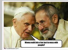 Judeo-Christian humor