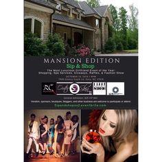 Get your tickets sipandshopos2.eventbrite.com #fashion #sales #show #lips  #model  #socialite #blogger