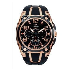 Viceroy Men's 47617-95 Rose-Gold Chronograph Watch