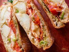 Marmaduke Scarlet: (overnight) stuffed deli sandwich: it goes to work while you sleep!