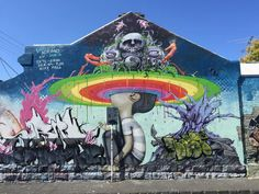 @seth_globepainter @mike_maka @dem189 Plea and Sirum in Melbourne Australia.  www.UpFade.com by streetartglobe
