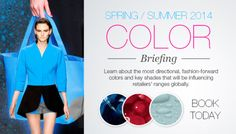 2014 sping/summer fashion teen trends  | Spring Summer 2014 Color Briefing Trendstop com Fashion Blog ...