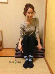 Yoona : Casa Nova Socks