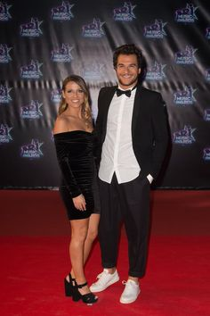 Amir and Lital NRJ Music Awards 2016